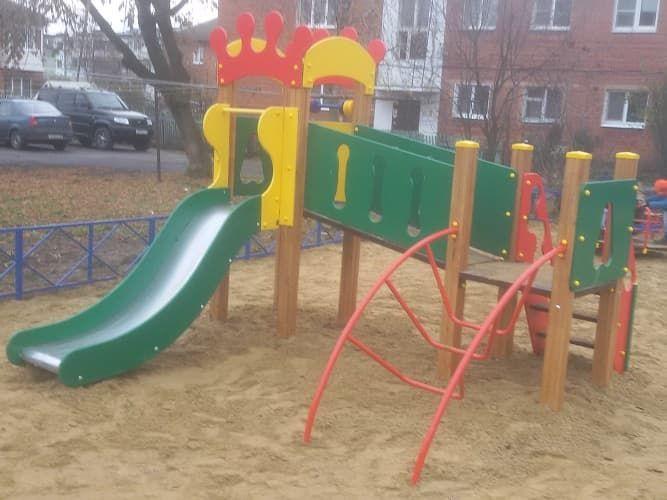 Фото детского городка Крепость 2042
